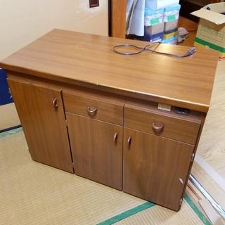 木製 サイドボード リビングボード・キャビネット