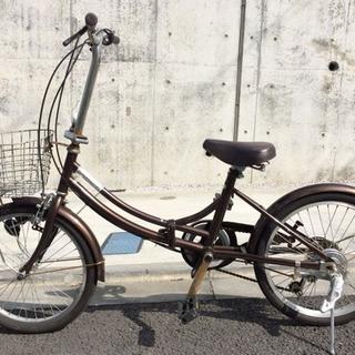 折りたたみ自転車 ギア付き