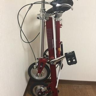 キャリーミー(折り畳み自転車)