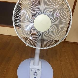 扇風機お譲りします(TOSHIBA)