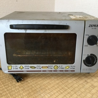 オーブントースター