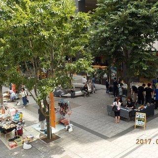 八王子駅南口 フリーマーケット 南口マルシェ 南口活性化委員会