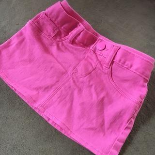 80センチgapジーンズ生地スカート