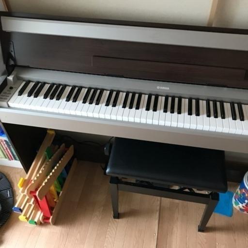 YAMAHA YDP-S30 中古 (もうすぐ引っ越し) 広島の鍵盤楽器、ピアノの中古