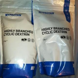 マイプロテイン クラスターデキストリン2キロ