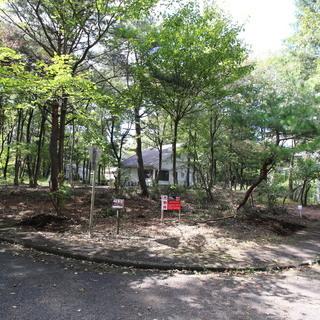 【売主】 栃木県那須塩原市の区画整理された別荘地 土地74坪 南西...