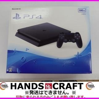 ソニー PS4本体 配線有 500GB 取説箱あり 初期化済 CU...