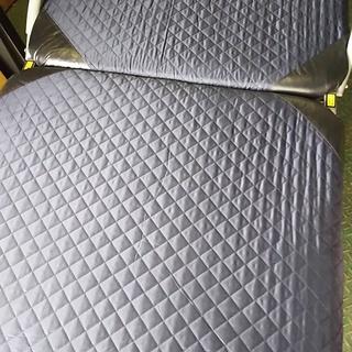 [折り畳み式ベッド]95×200⁑リサイクルショップヘルプ