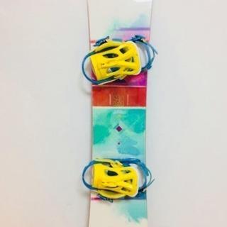 salomon  スノーボードセット