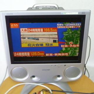シャープアナログテレビ&チューナー(山善/キュリオムYCD-C10...