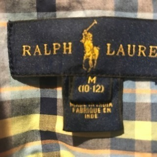 ボタンダウンシャツ(ラルフローレン)