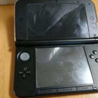 3DS LL ブルーブラック