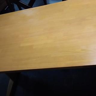 [ミキモクダイニングテーブル]⁑リサイクルショップヘルプ