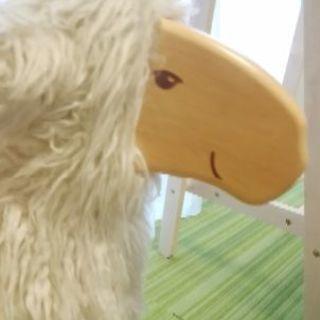 羊 ロッキングチェア