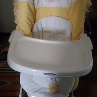 手動 コンビ リクライニング 椅子