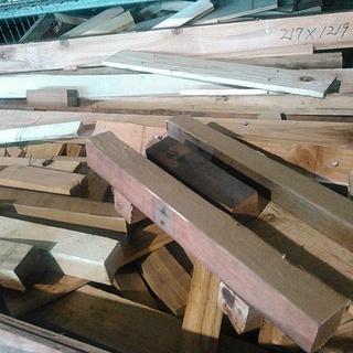 木 廃材 ストーブ用などに