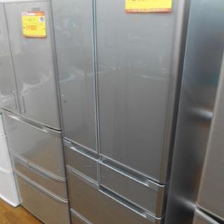 【高く買取るゾウ行橋店】日立 6ドア冷蔵庫 517L R-G520...