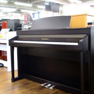 展示品電子ピアノ KAWAIカワイ CA67 ローズ 現品限りの大...