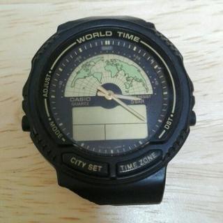 ジャンク品!腕時計(1)CASIO WORLDTIME