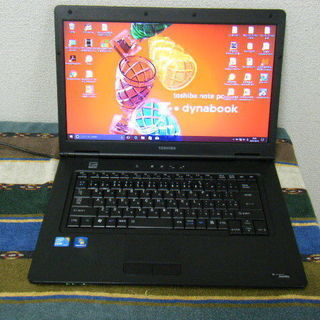 東芝 dynabook/MS Office2016/Core i3...