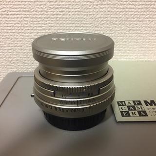 43mm Pentax f1.9 limited Silver ペ...