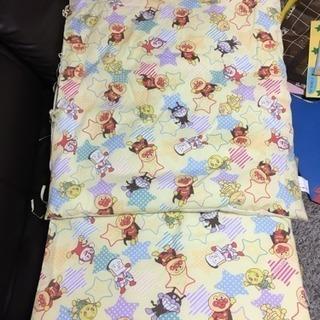 お昼寝布団セット 保育園用 アンパンマン 東京西川 7点 ふとん