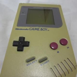 初代ゲームボーイDMG-01