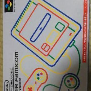 新品 クラシック ミニ スーパーファミコン