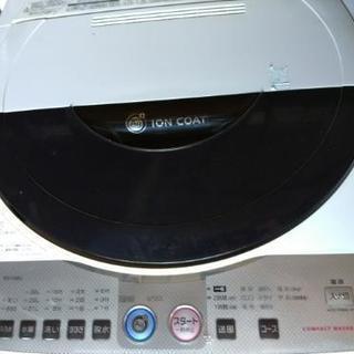 ◎近隣配送無料☆SHARP シャープ 全自動電気洗濯機 6kg/3...