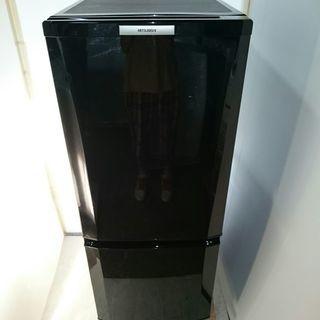 三菱 146L 冷蔵庫 2011年製 お譲りします