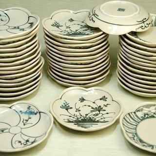 NO.15  レトロ感のあるおしゃれなお皿 格安13㎝皿 30枚セ...