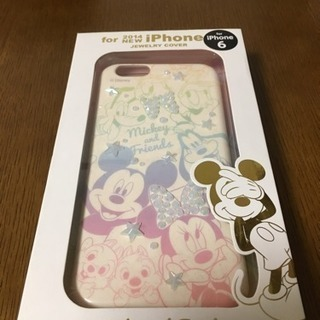 iphone6 ケース ディズニー 新品