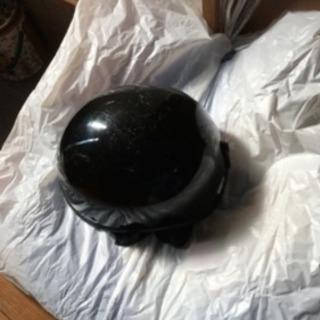 ヘルメット黒