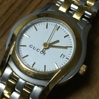 中 179 GUCCI グッチ 腕時計 レディースウォッチ 定形...