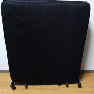 【無料】折り畳み式ベッド リクライニング可
