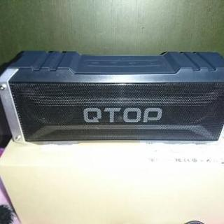 Bluetooth ワイヤレススピーカー QTOP Punker