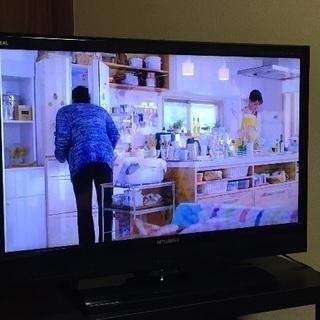 三菱 32V型 テレビ
