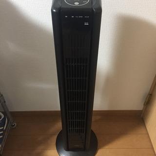 ツインバード タワーファン EF-DJ43