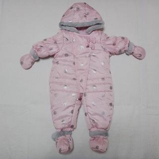 (中古美品)フランスの赤ちゃん服6MOIS(6か月)68cm(70...