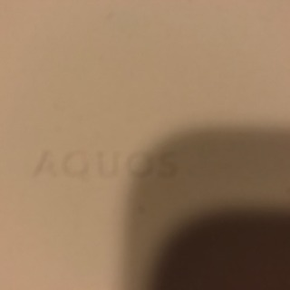 AQUOS SHV39 スマホケース 美品