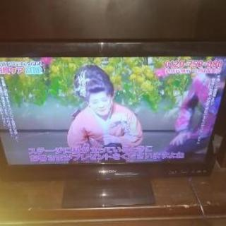 液晶DVD付きテレビ