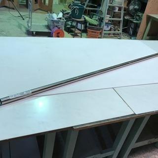 ハンガーパイプ  DIY 棚柱などに  口径32mm 長さ1820mm