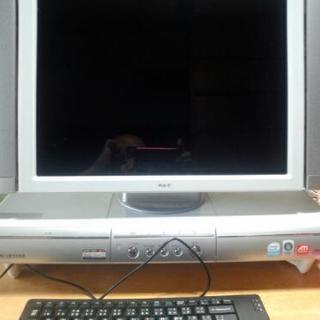 商談中  デスクトップパソコン  NEC  VS300/J