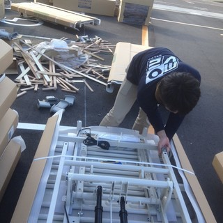 【10/24のみの限定バイト】【その日限りの勤務OK】店舗家具搬入...