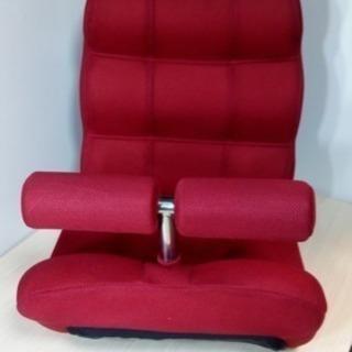 ミズノ 座椅子 レッド