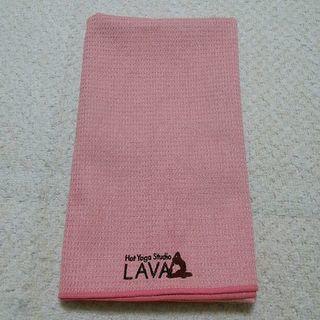 LAVA ヨガラグ ピンク