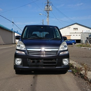 ステラ カスタムR 4WD 車検満タン渡し!!