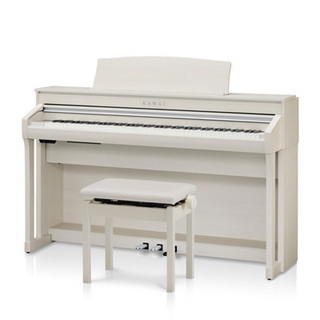 新品電子ピアノ カワイCA78 人気の木製鍵盤