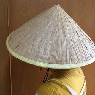 帽子🌟日除け用   無料