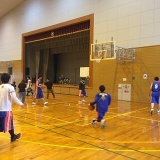 第一回 バスケしようよ!inみやこ町勝山体育館